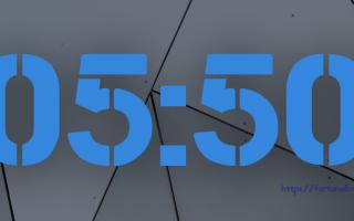 05:50 на часах — значение в ангельской нумерологии