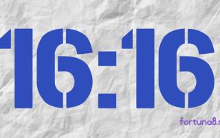 16:16 на часах — значение в ангельской нумерологии