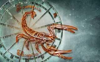 Скорпион: гороскоп на месяц