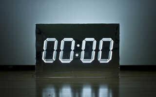 Ангельская нумерология: 00.00 на часах