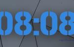 08:08 на часах — значение в ангельской нумерологии